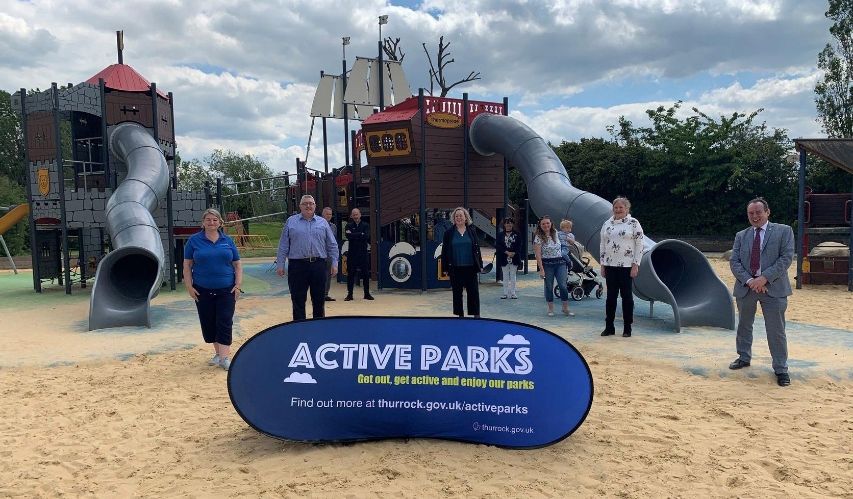 New play equipment to boost Grays Beach Riverside Park